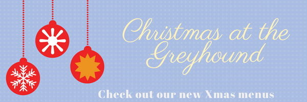 Xmas at the Greyhound
